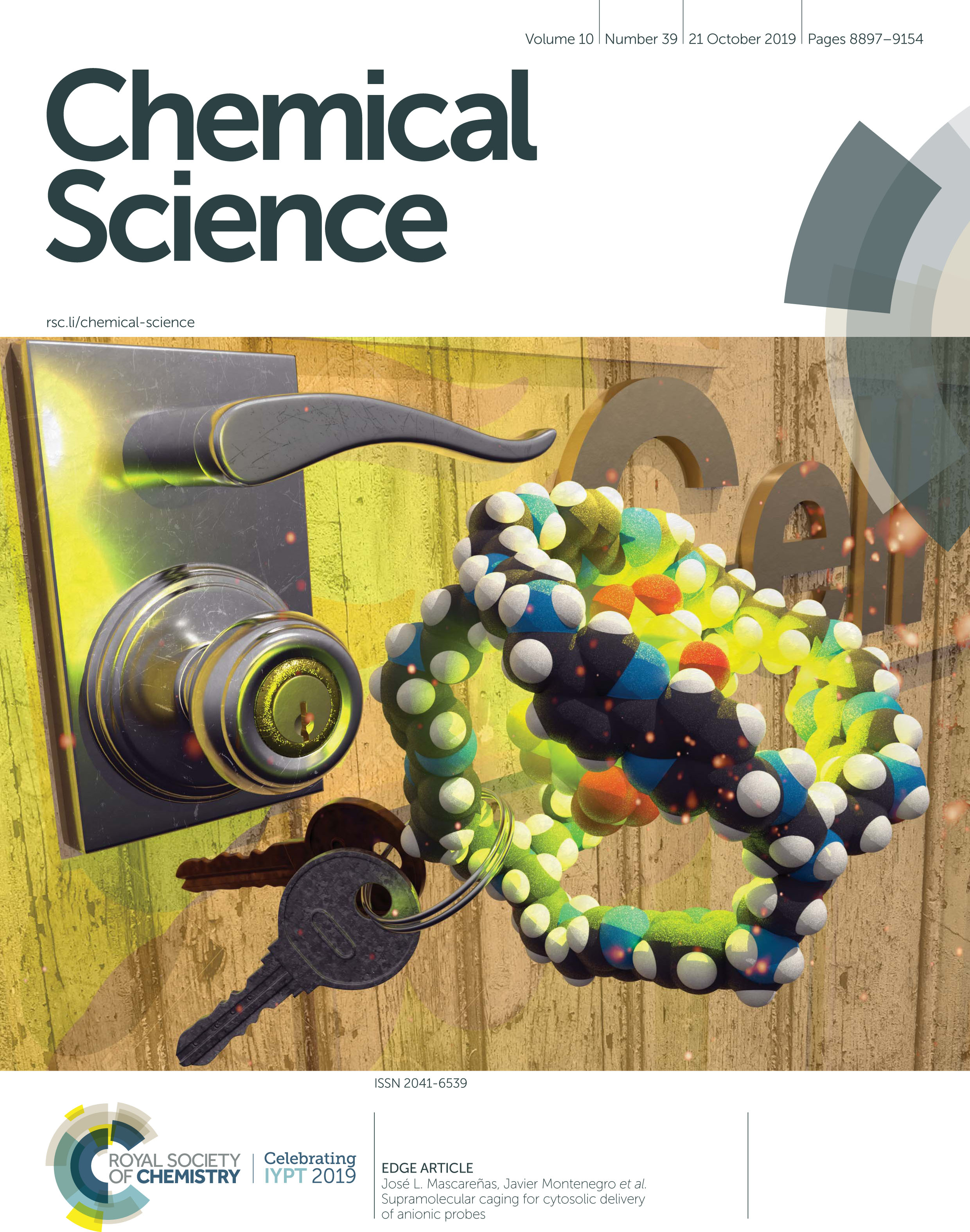 Supramolecular Caging for Cytosolic Delivery of Anionic Probes